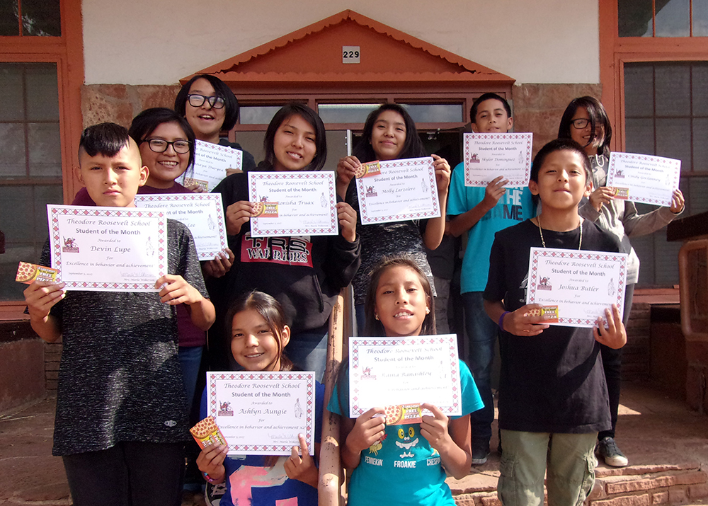 Students of the Month (September) (image)
