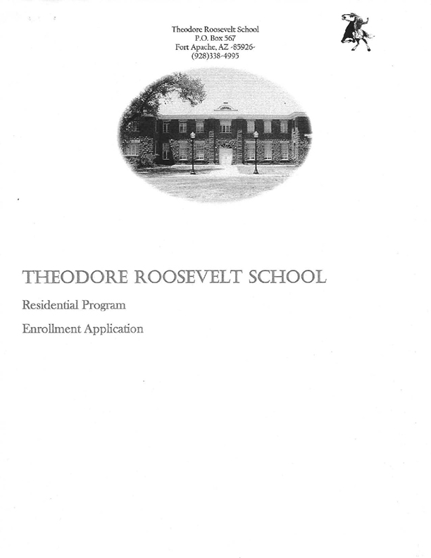 Theodore Roosevelt School residential program (image)