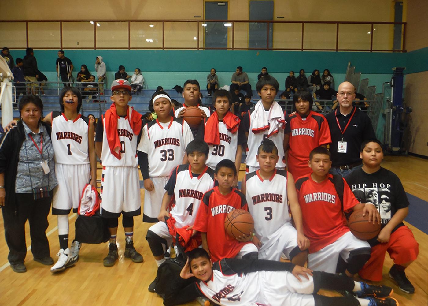 Boys Basketball hero (image)