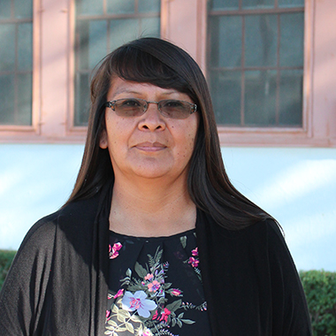 Lorene Billy, Theodore Roosevelt School Board Treasurer (image)